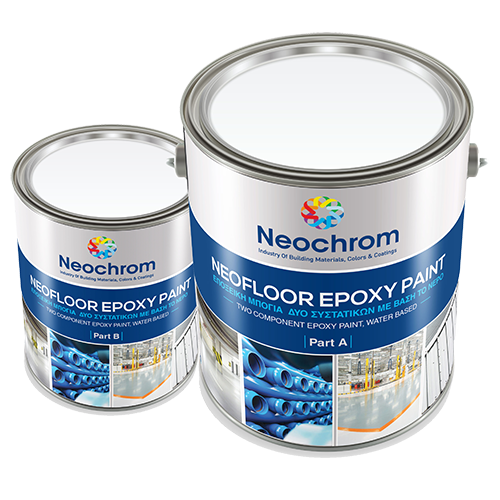 Neofloor Epoxy paint